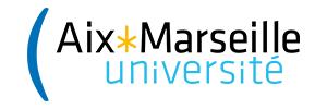 Aix Marseille U. logo