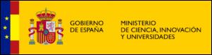 Ministerio de Ciencia logo